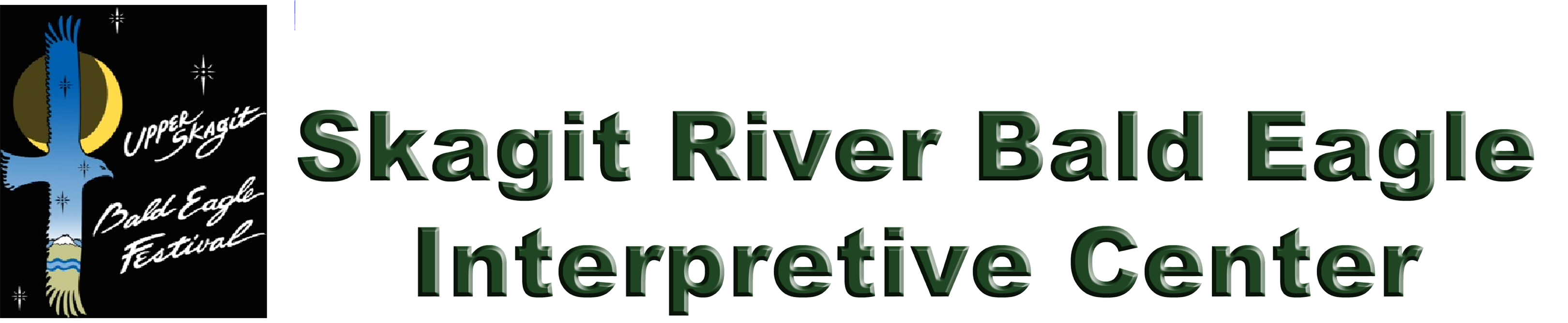 Skagit River Bald Eagle Interpretive Center Logo